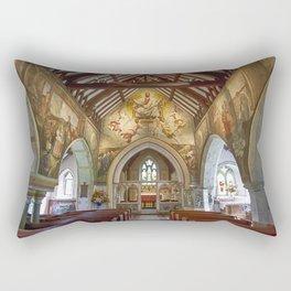Berwick Church Rectangular Pillow