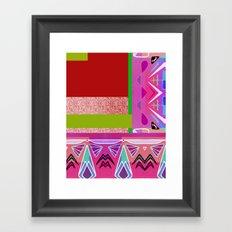 cope Framed Art Print