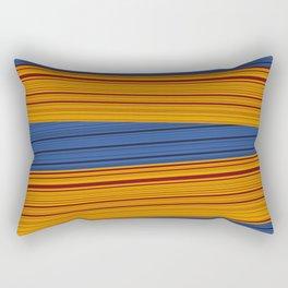 Sunrise Spot Weave Rectangular Pillow
