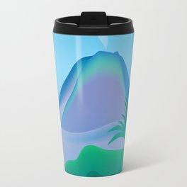 Costa Rica - Skyline Illustration by Loose Petals Travel Mug