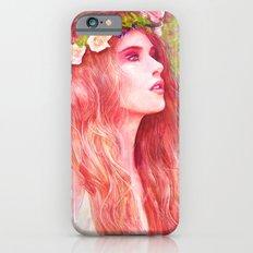 Flowering Slim Case iPhone 6s