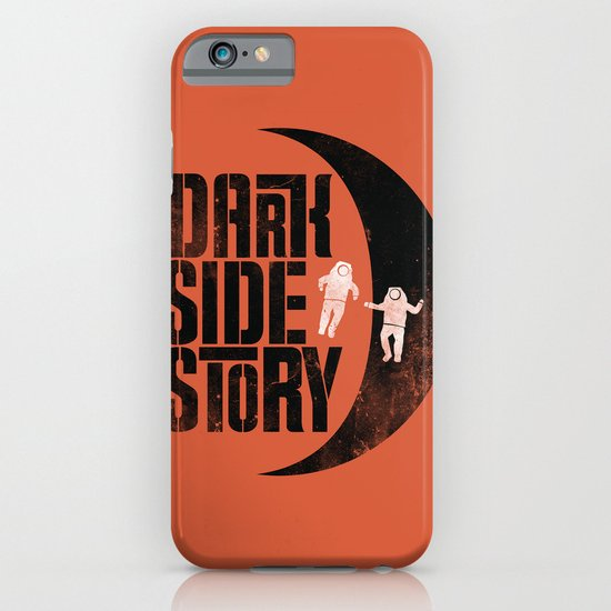Dark Side Story iPhone & iPod Case