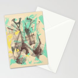 Paris Inception Stationery Cards