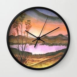 LoneTree 05 Wall Clock