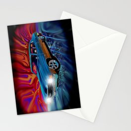 72 Chevy Chevelle SS Stationery Cards