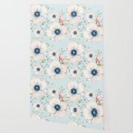 Summer Flowers #society6 #buyart Wallpaper