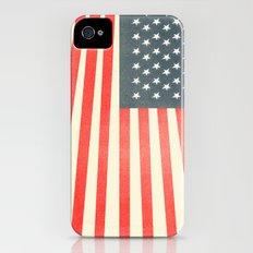 USA  iPhone (4, 4s) Slim Case