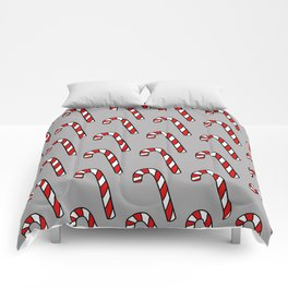 Candy Cane Pattern Comforters
