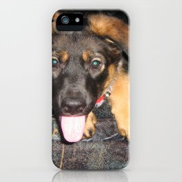 Happy Koda iPhone Case