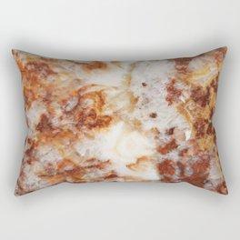 rare marble Rectangular Pillow