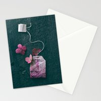 The Art of Tea II Stationery Cards