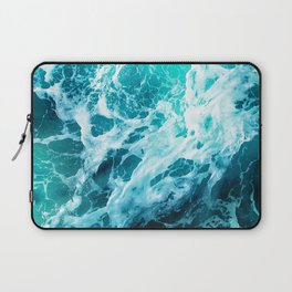 Out there in the Ocean Laptop Sleeve