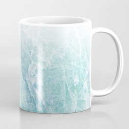Sea Dream Marble - Aqua and blues Coffee Mug