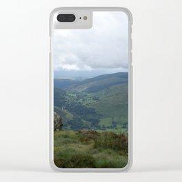 Wales Landscape 17 Cader Idris Clear iPhone Case