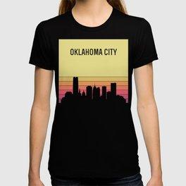 Oklahoma City Skyline T-shirt