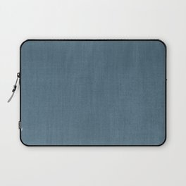 Blue Indigo Denim Laptop Sleeve