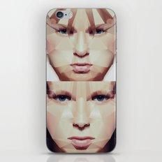 Facet_EF2 iPhone Skin