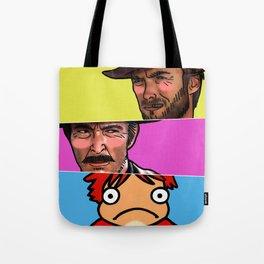 The Good, The Bad & The Ghibli Tote Bag