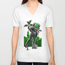 Moscow Jungles Unisex V-Neck