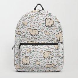 Brown Bears Backpack