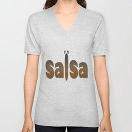Salsa Bugy Unisex V-Neck