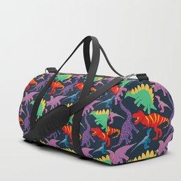 Dinosaur Domination - Dark Duffle Bag