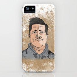 Aldo the Apache iPhone Case