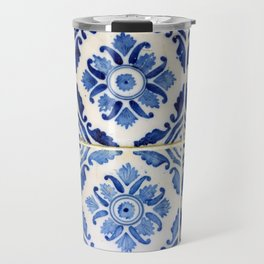 Portuguese tile 3 Travel Mug