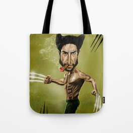 WOLV CARICATURE Tote Bag