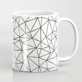 Scandinavian Polygon simple Coffee Mug
