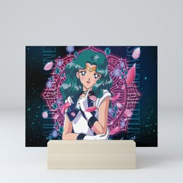 Sailor Neptune Mini Art Print