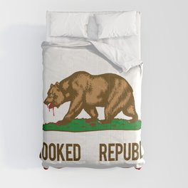 CROOKED REPUBLIC Comforters
