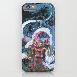 Haku iPhone Case
