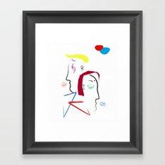 Jano Framed Art Print