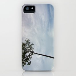 Where troubles melt iPhone Case