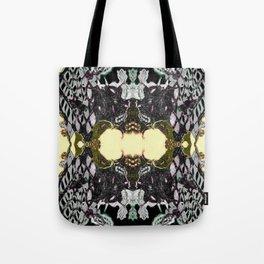 Lace Wing Tote Bag