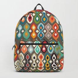 brocade bronze Backpack