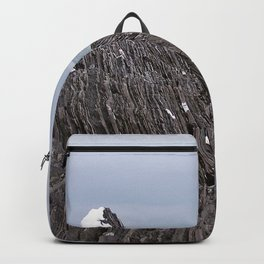 The Ends of the Earth are Frozen in Time Backpack