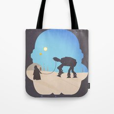 darth Pet-Pet Tote Bag