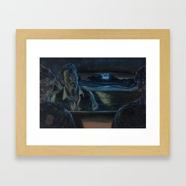 Last Call Framed Art Print
