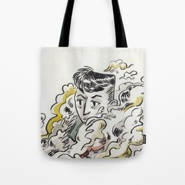 Fogged up Tote Bag