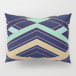 Art Deco Fast Pillow Sham