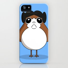 porg leila iPhone Case