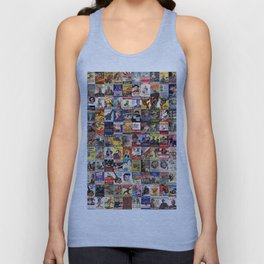 WWII Posters Unisex Tank Top