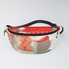 SquaRed: Happy New Year Fanny Pack