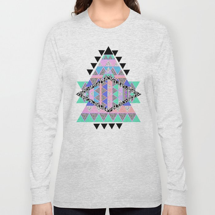 CANDIE CANDIE Long Sleeve T-shirt