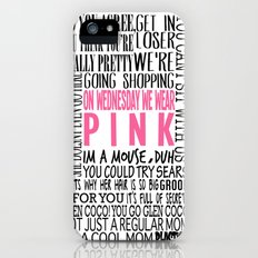 Mean Girls Quotes Slim Case iPhone (5, 5s)
