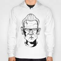 frankenstein Hoodies featuring Frankenstein by Diseños Fofo