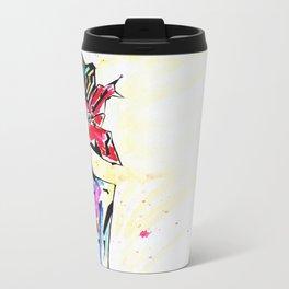 Bondage Watercolor Travel Mug