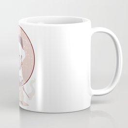 Moon child (red) Coffee Mug